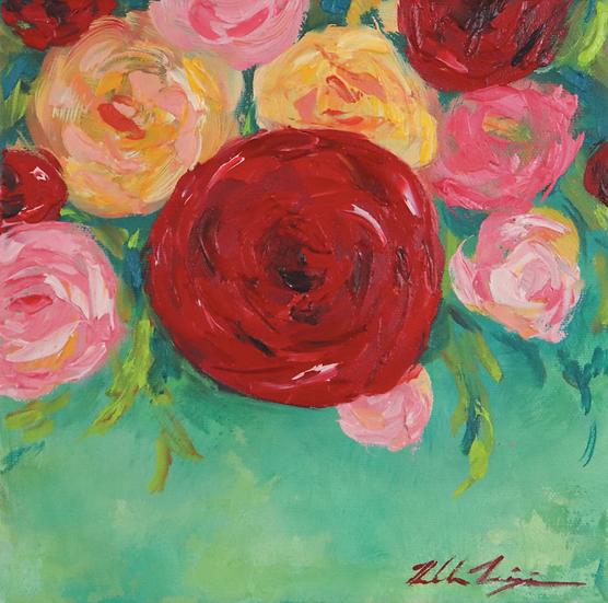 """""""Floral Burst #1"""""""