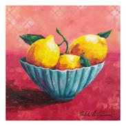 """""""Lemons in Blue Bowl"""""""