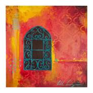 """""""Morrocan Door Composition #3"""""""