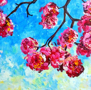 Acrylic on Canvas SOLD