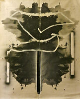 CARD 11 (The Lost Rorschach Inkblot) acr