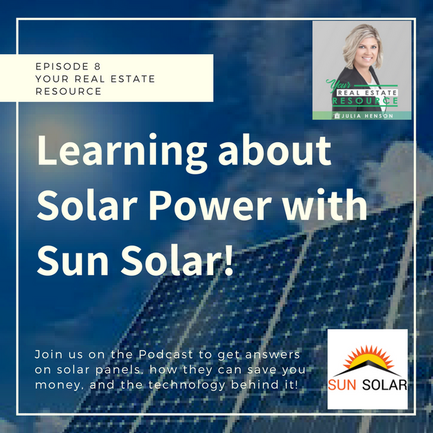Episode 8- Learning about Solar Power with Sun Solar