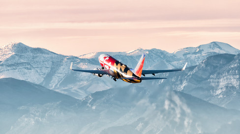 Southwest Airlines - Boeing 737-700