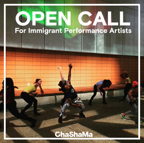 Open Call for Immigrant Performance Artists