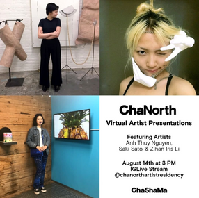 ChaNorth Artist Talk