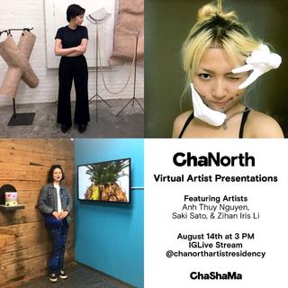 ChaNorth Artist Talk