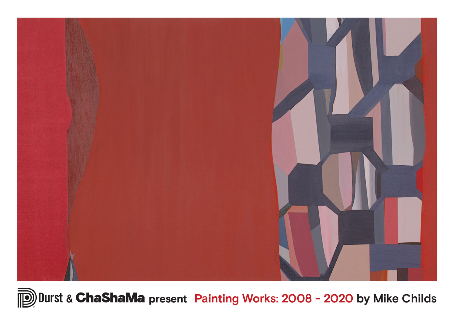Exhibition Postcard: Mike Childs