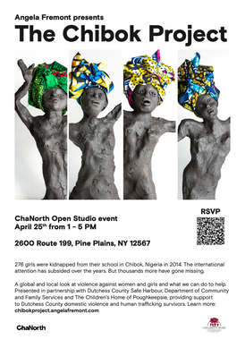 Chibok Exhibition Poster