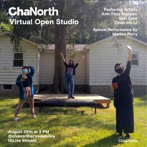 ChaNorth Virtual Open Studio