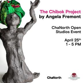 ChaNorth Exhibition Ad