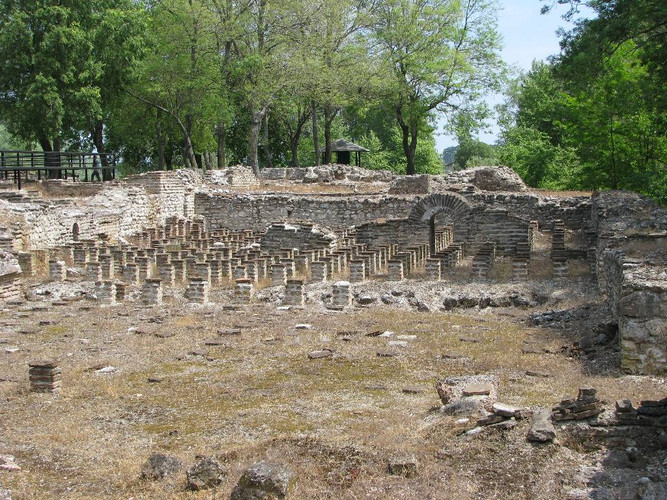 Dion - The Thermal Baths