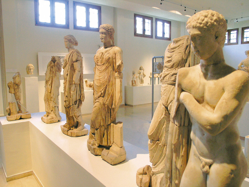 Archaelogical Museum of Dion