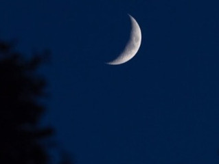 December, Advent,                                        and Lunar Spirituality