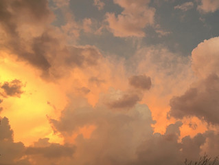 September Sky and Deepening Interiority