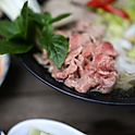 PHO BO TAI (Beef Noodle Soup)