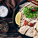 Chicken Noodle Pho
