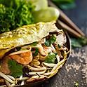 Banh Xeo (Vietnamese Crispy Pancake)