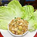 Sang Choy Bao (2lettuce bowls)