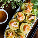 Vietnamese Savory Mini Pancake (Banh Khot)