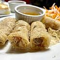 Vegetarian Spring Rolls (3)