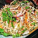 Northern Vietnamese Chicken Salad.