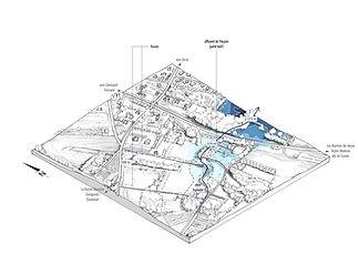 Les Grands Bais - Bloc hydrographie 150.