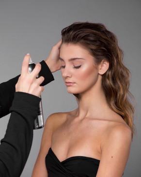 Victoria Luxx Photography Make Up Kate Carmack Color Ava Dezii Cut & Style Allison Day