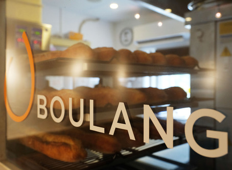Boulangerie Ubuntu始動!