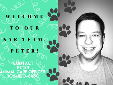 WELCOME TO NAR PETER!