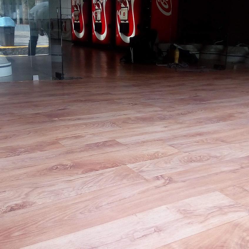 piso vinilico de rollo