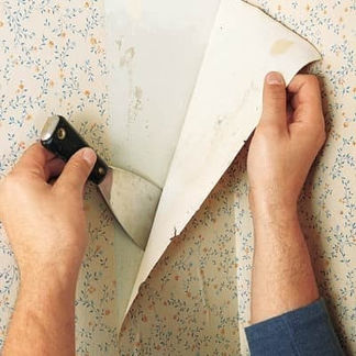 instalacion de papel tapiz