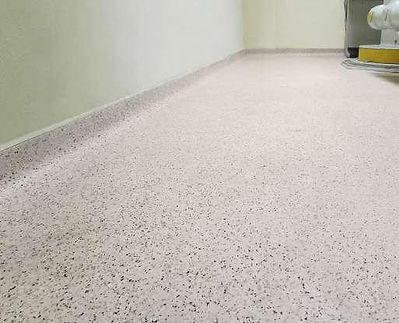 piso para quirofanos