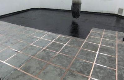 instalcion de piso conductivo