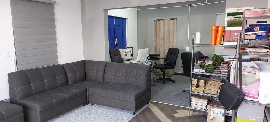 Tienda de pisos y alfombras