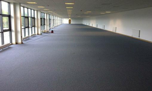 alfombra de uso rudo df