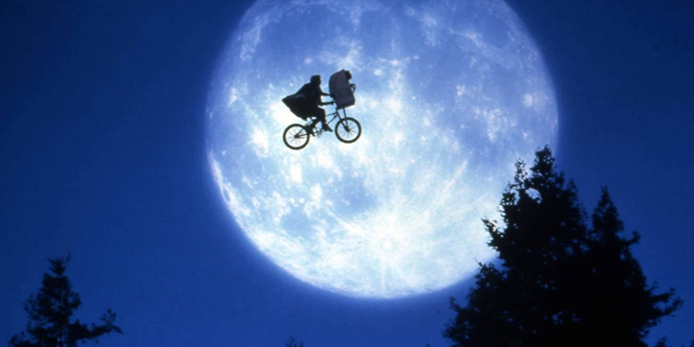 DRIVE IN MOVIE - E.T. THE EXTRA TERRESTRIAL - FAMILY FRIENDLY