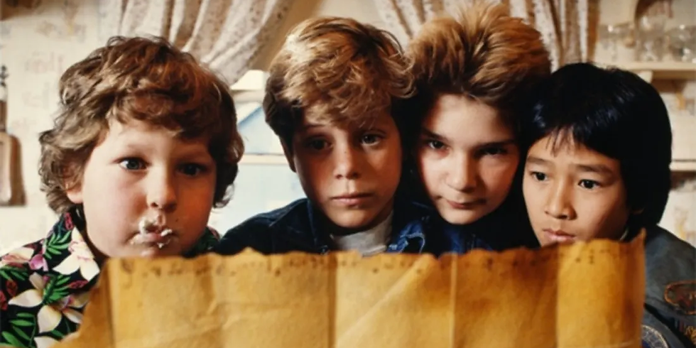 DRIVE IN MOVIE - THE GOONIES - FAMILY FRIENDLY