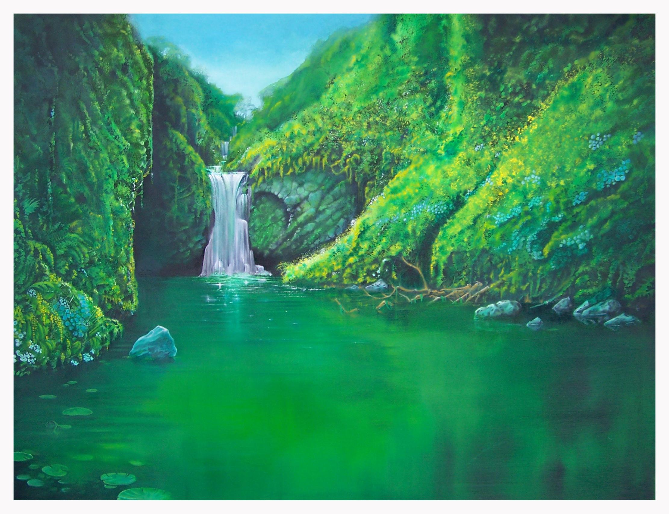 Waterfall-fantasy