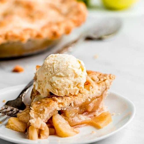 Apple Pie Cheesecake Bowl