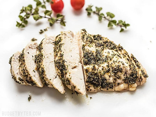 1lb. Tuscan Spiced Chicken Breast
