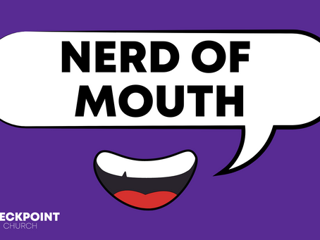 What is Nerd of Mouth?