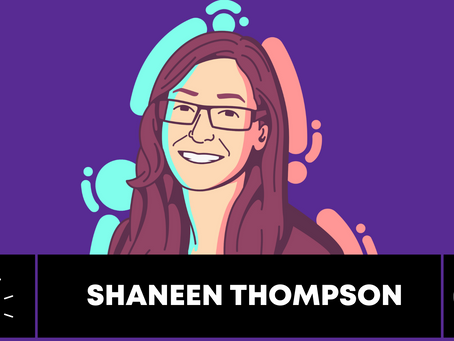 Nerds of Pray: Hoot & Howl, Geeky Christian Twitter, Thy Geekdom Come Blogger Shaneen Thompson (1.4)