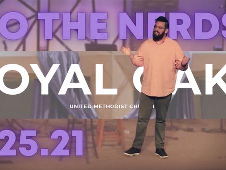 Featured: Guest Sermon @ Royal Oaks UMC
