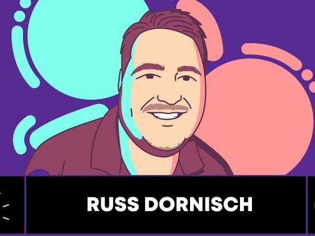 Nerds of Pray: Crossfire Faith+Gaming Leader Russ Dornisch (1.2)
