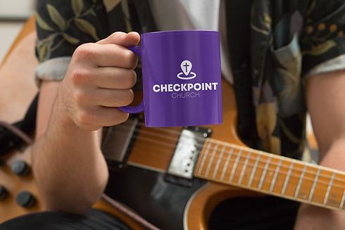 Checkpoint Church Mug
