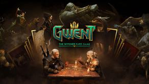 Que tal uma partida de Gwent?