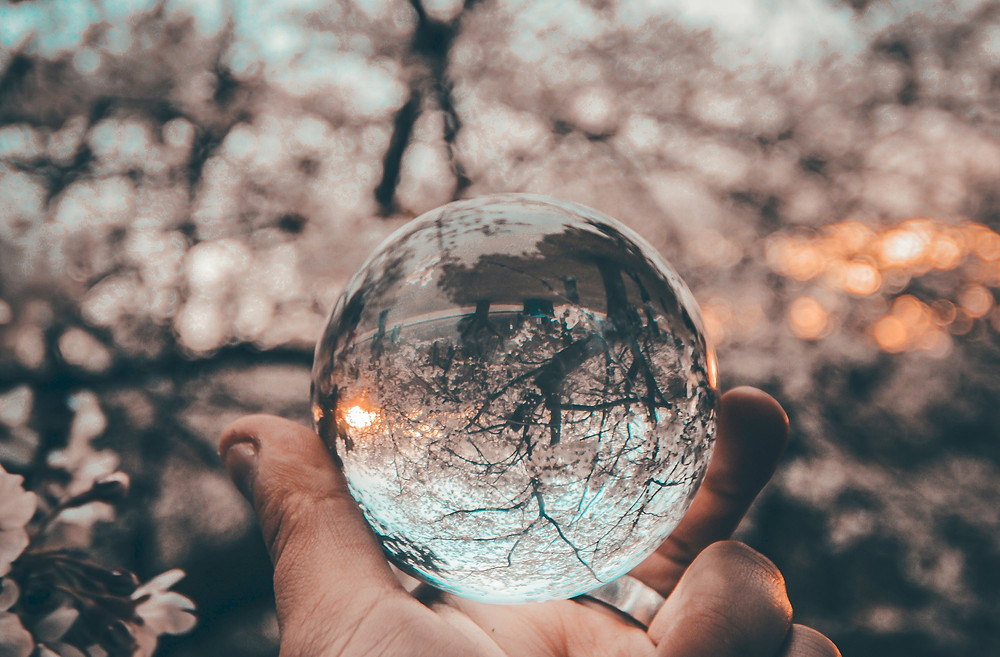 Where should Christians look for revelations? The bible or the Crystal balls?