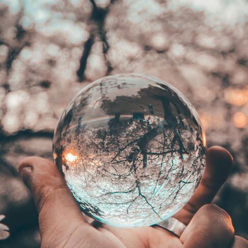 Sorry Beloved, There is no Crystal Ball