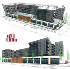 DOWNTOWN WEST GETS MIXED-USE