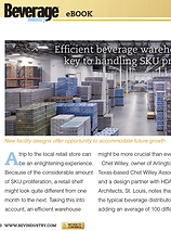 Efficient Warehouse Designs key to handl